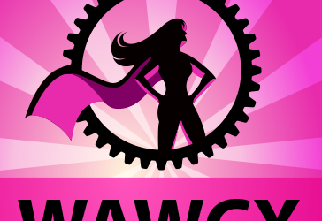 WAWCX logo graphic