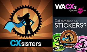 CXsisters Social Media Campaign